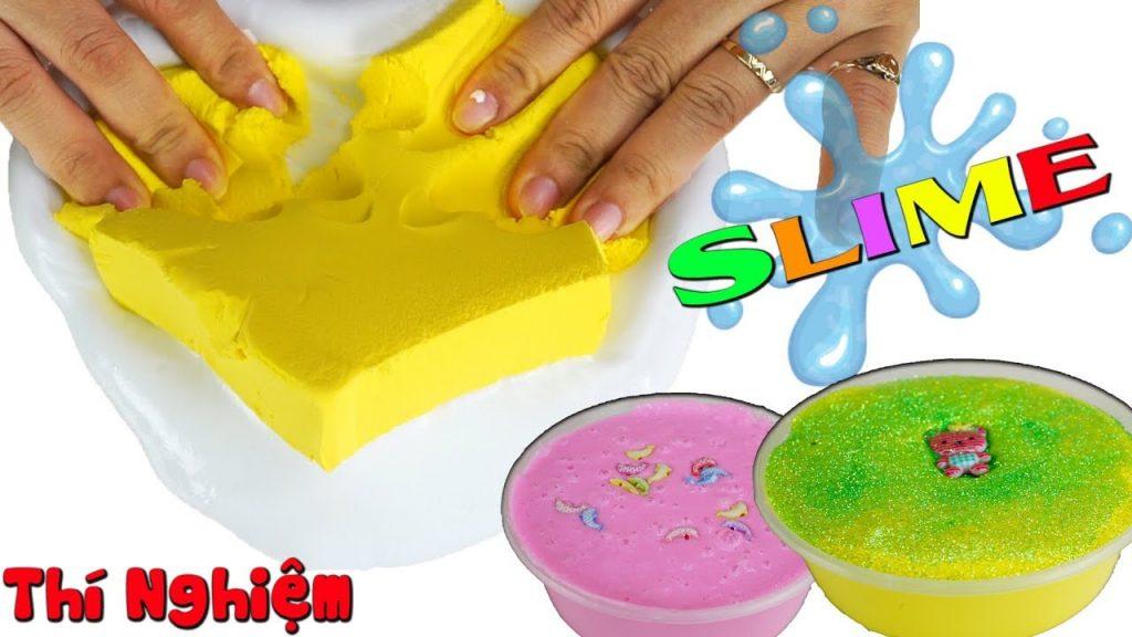 cách hoạt động của slime