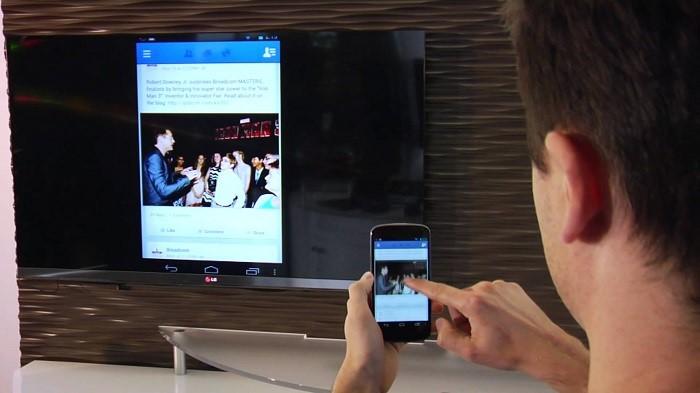 cách kết nối với tivi và laptop qua wifi