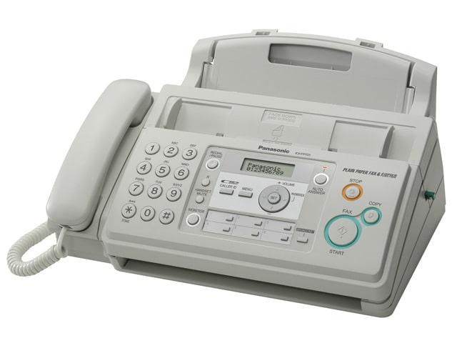 máy fax là gì